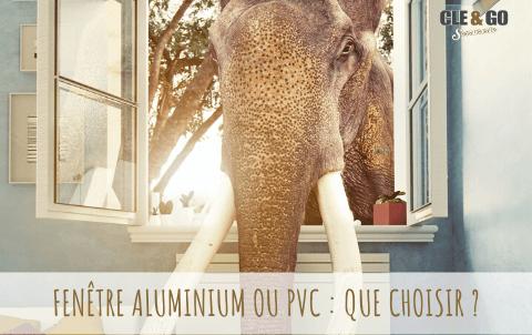 Fenêtre aluminium ou PVC : que choisir ?