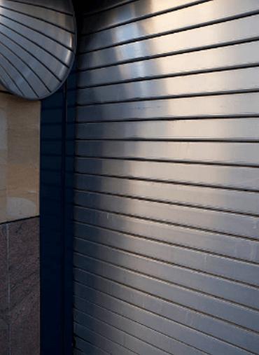 installation rideau métallique à nice