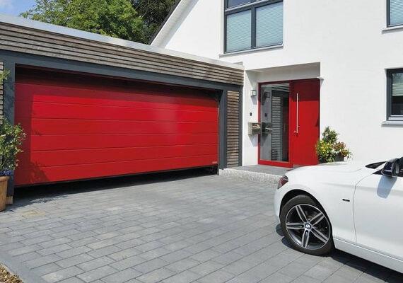motorisation electrique porte de garage