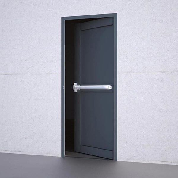 poser une porte blindée pour cave