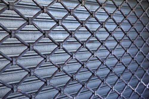 reparateur rideau métallique bloqué